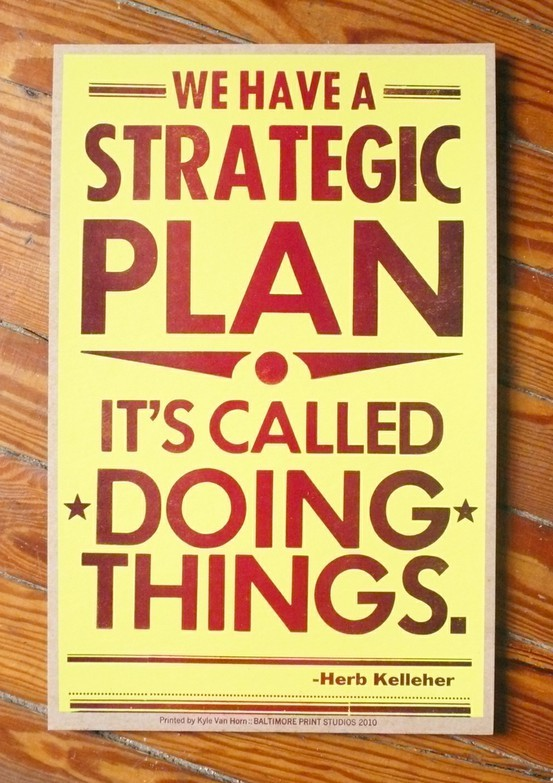 cranky product manager humor / We have a strategic plan… #prodmgmt Cranky Product Manager via Daryl Wallace, pinterest.com  Great mantra to start the week!