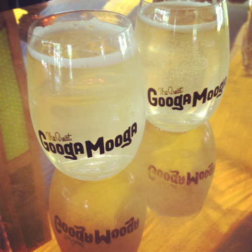 Cheers from Googa Mooga 2012!!!