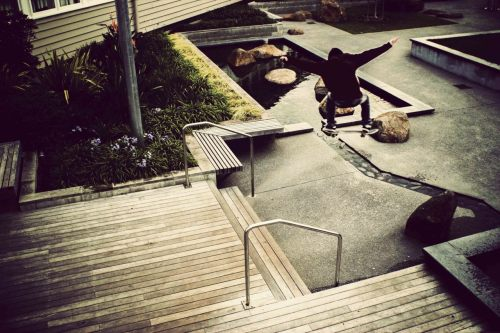 Alex Denford - Ollie
