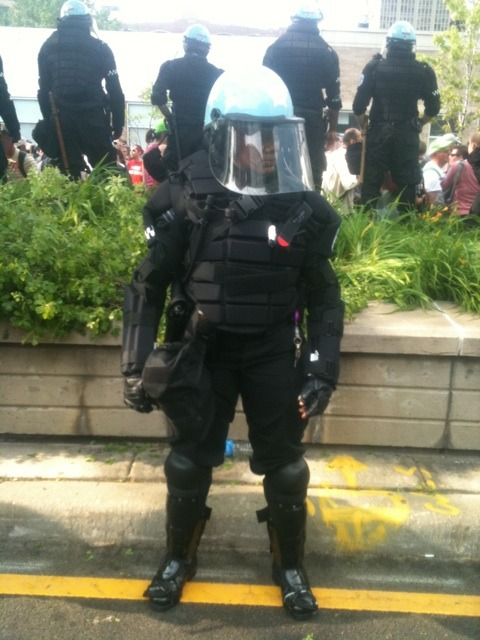 Fascism in the United States, May 20, 2012, Chicago