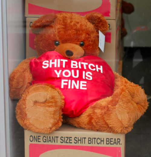 lucky-7-emily:  I'm hoping to get this for Valentine's Day in the future. It just makes me giggle. I would totally cuddle with it.