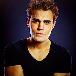 Vote for Paul Wesley as your favorite fantasy/sci-fi actor, here!
