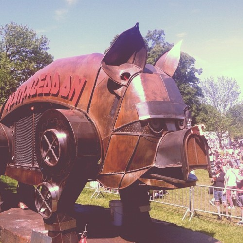 Hamageddon #googamooga  (Taken with instagram)