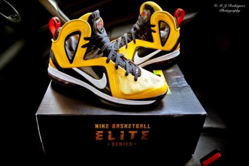 "hypescene:  (via Lebron 9 ELITE ""Taxi"" « The Hypescene)"