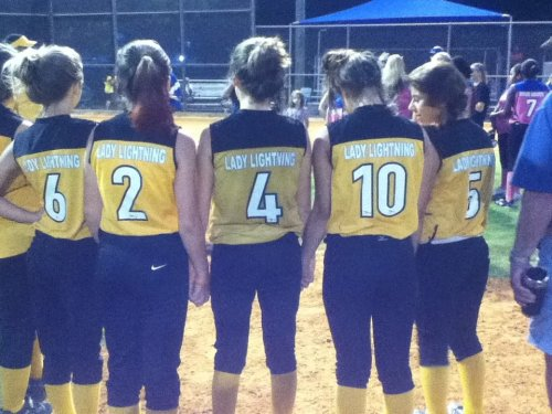 #softball. #10. #MY bestfriends <3