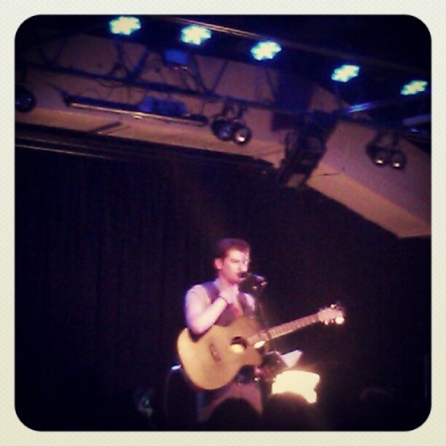 The William Beckett Poetry Experience (Taken with instagram)