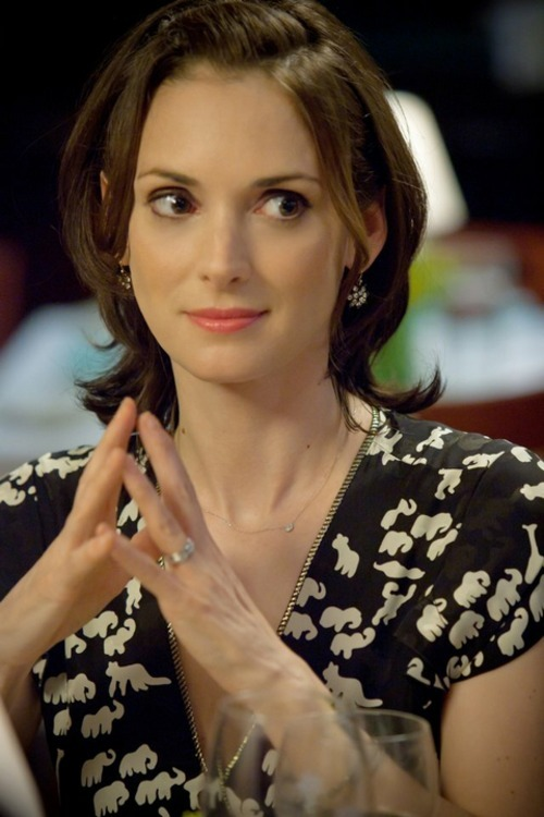 Winona Ryder in The Dilemma.