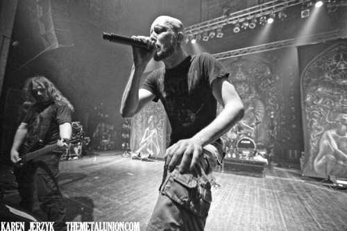 Meshuggah- Worcester Palladium- May 19th, 2012 Click HERE for the full photo set.