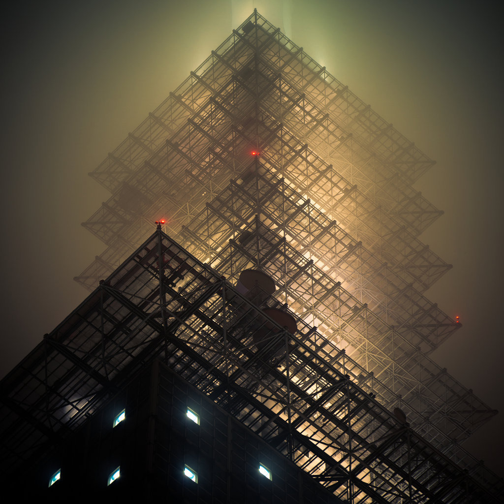 kadrey:  Fogbound Architecture