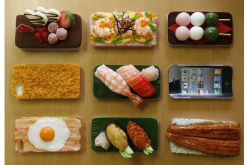 anastuepp:  Food Phone Cases