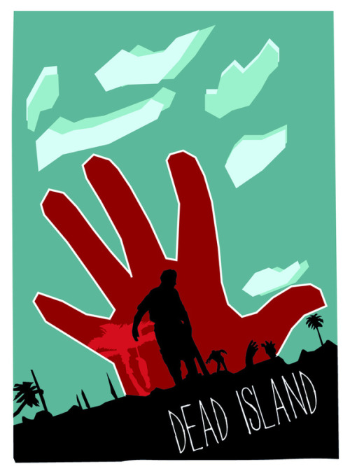 assorted-goodness:  Dead Island - by Arden Avett Tumblr || Flickr || Website