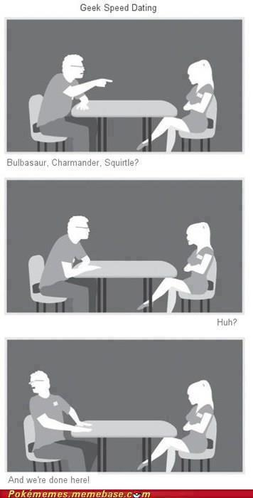 Proper Speed Dating