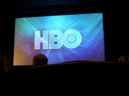 "eliseschultzlife:  Today I was at HBO's screening. They were showing the series ""the Newsroom"" t was FANTASTIC! I can't wait for it to come out   yes! oh to green-light future brilliance."