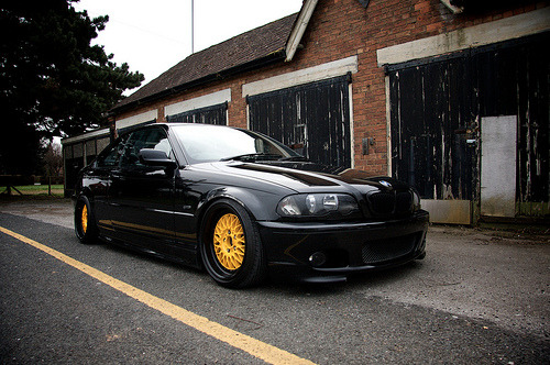 desexticon:  BMW E46 3 (by Jorge-)