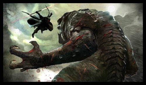 Darth Maul Vs Rancor!! Follow and see more Star Wars pic's