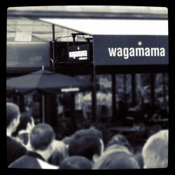Wagamama #Boston #QuincyMarket #wagamama #Asian #food #restaurant  (Taken with Instagram at Wagamama)