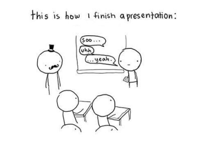presentation fail x.x this is me ALL the time :O