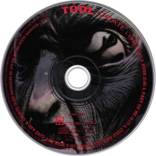 metalfromhell666:  tool - opiate