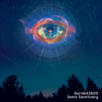 "Burnkit2600 - Sonic Sanctuary You may know them for taking one of the best band photos of this year, or maybe because I've mentioned them before, the fellas of Burnkit2600 are a mainstay of the New York area chipmusic scene. With performances as diverse as the dub reggae stylings of the alien known only as Duke Dubious, that strange-but-catchy IDM album I keep on my iPod (I dare you to not move your body to ""When Demons Attack""), and the one-man-down-but-never-defeated house-shaking dance party extraordinaire; Burnkit is bound to be bring so much energy to start Sunday night, you better not miss it. Sonic Sanctuary is an extension of their already incredibly diverse electronic music sonic palette. It's hard really to nail one genre down for the album: ""Last Stand"" launches into sections that remind me of garage band practices gone crazy, ""Inner Space Battle Hymn"" is ripped straight out of an 80s anime with giant robots and closing it off with the title track, ""Sonic Sanctuary"" evokes island breezes, calypso drums and synthesizers while feeling the sand through your toes."