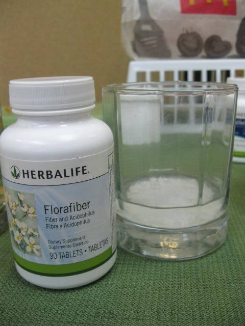 Here's Herbalife's Florafiber .. one tablet dropped in water, you can see how the tablet not only dissolves, but expands almost like a piece of cotton… and then travels through your system.  FLORAFIBER:  helps promote intestinal health with fiber and friendly bacteria Enhances overall digestive health Lactobacillus helps promote healthy colon function Contains an optimmaly balanced combination of fiber and acidophilus  Want to see more?  Check out my Herbalife website: https://www.goherbalife.com/jmoore