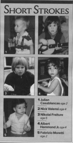 Mini The Strokes :3 .-