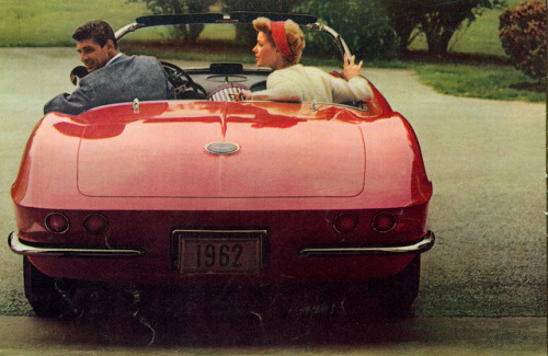 1962 Chevrolet Corvette Convertible   by coconv on Flickr.1962 Chevrolet Corvette Convertible