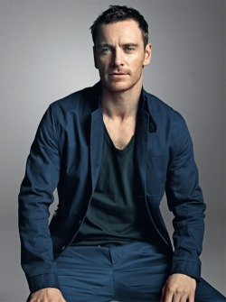 ivyROW: The Man of the Hour. Fassy for the June issue of GQ France