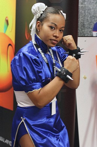 Character: Chun-li Series: Street Fighter