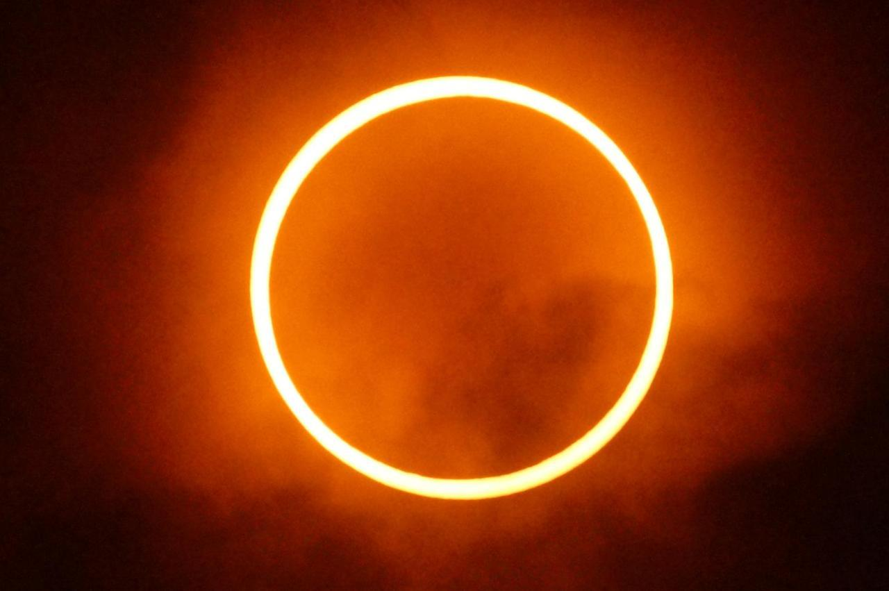 20th of May 2012 Solar eclipse The best place to see the eclipse was across Asia and parts of the western United States. It was the first solar eclipse of its kind in nearly 18 years. Next total solar eclipse will be in 2017.» http://www.buzzfeed.com/mjs538/solar-eclipse-pictures