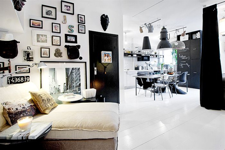 homeandinteriors:   Small apartment ideas (just 39 sqm) source