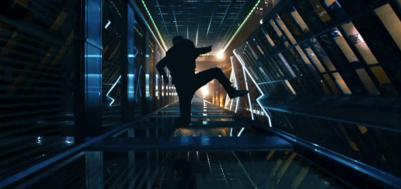 Awesome shot from the first official teaser trailer for Sam Mendes' Skyfall, the new James Bond movie starring Daniel Craig as 007 again. Watch here: http://onfs.net/Jr1UVB