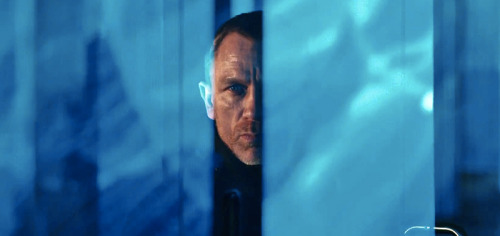 Daniel Craig returns as 007 again in Sam Mendes' Skyfall, the new James Bond movie. New shot from the first teaser trailer!