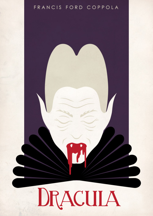"""Bram Stoker's Dracula"" movie poster"