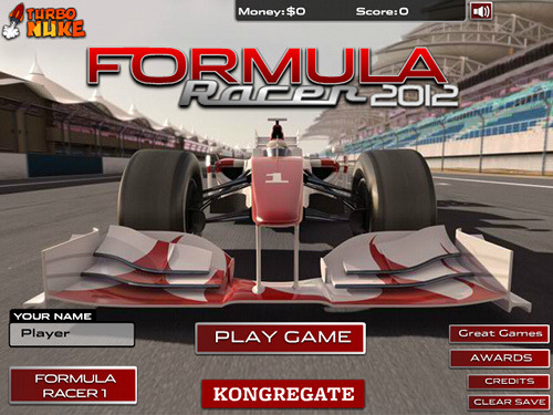 http://su.pr/722qer Formula Racer 2012 - Well done #racing, one of the most popular #games @WebGamesReddit last week