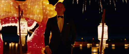 totalfilm:  First trailer for Skyfall: watch now Skyfall has released a first official trailer online, in which Daniel Craig's Bond appears more grizzled, non-nonsense and generally badass than ever before…  My life has been changed.