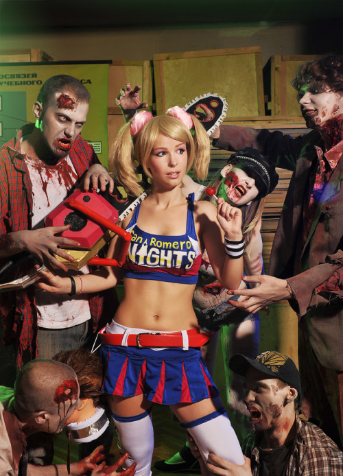 "Juliet Starling ""Lollipop Chainsaw"" by ~Nemu013 geekmythology"