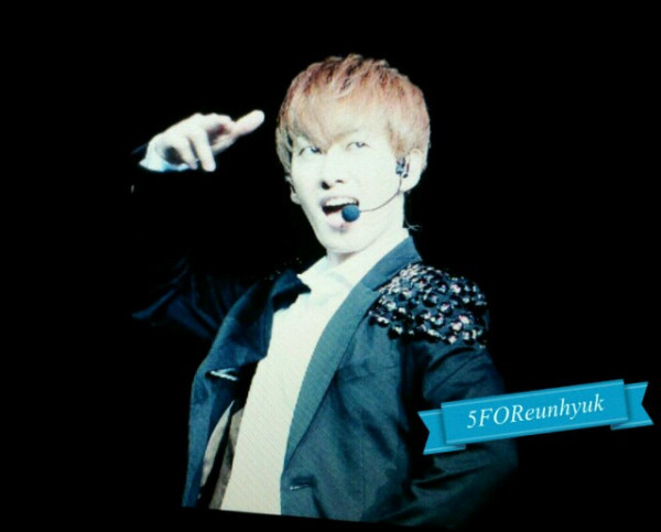 lucky13plus2:  SM Town LA: 5ForEunhyuk Splash Update
