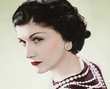 """Fashion fades, only style remains the same."" ~ Coco Chanel"