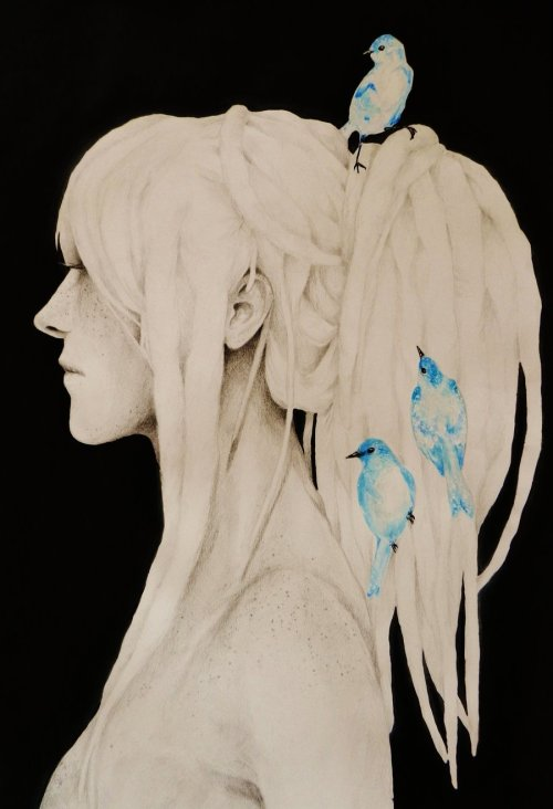 danceabletragedy:  Blue Requiem by Guilty-Desire