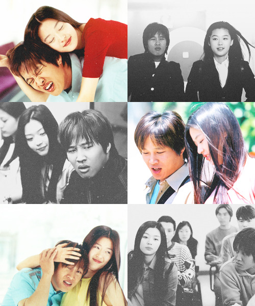 11 years of My Sassy Girl ♥The film that made us laugh, cry and fell in love.