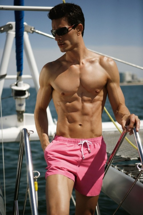 eyegasmgalore:  Josh Kloss for Impetus SS12   OH GOD WAT. HNNGGG