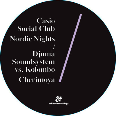 Double A-side release from Belgian Eskimo Recordings. The EP features a new single from British Casio Social Club's new single and a Belgian-Danish collaboration between Kolombo and Djuma Soundsytem.