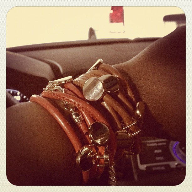 Jury duty jewels… (Taken with instagram)