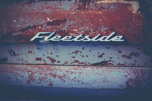 Kim's Fleetside Chevy