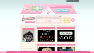 How's my new tumblr theme? :)