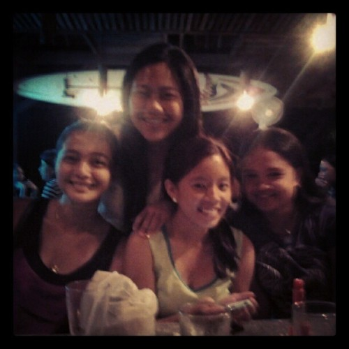 Dinner with the girls at KSL :)  (Taken with instagram)
