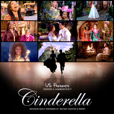"brandynorwood: Songs from the movie Cinderella 1. ""The Sweetest Sounds"" - Brandy & Paolo Montalban2. ""The Prince is Giving a Ball"" - Jason Alexander, Whoopi Goldberg, Bernadette Peters, Veanne Cox, Natalie Desselle-Reid3.""In My Own Little Corner"" - Brandy4.""Falling in Love with Love"" - Bernadette Peters, Veanne Cox & Natalie Desselle-Reid5. ""In My Own Little Corner"" (Reprise) - Brandy6. ""Impossible"" / ""It's Possible"" - Brandy & Whitney Houston7.""Ten Minutes Ago"" - Brandy & Paolo Montalban8. ""Stepsisters' Lament"" - Veanne Cox & Natalie Desselle-Reid9. ""Do I Love You Because You're Beautiful?"" - Paolo Montalban & Brandy10. ""A Lovely Night"" - Brandy, Veanne Cox, Natalie Desselle-Reid & Bernadette Peters11. ""There's Music in You"" - Whitney Houstonhttp://www.sharebeast.com/7t33qcl01k2d http://www.4shared.com/rar/YWhFX90g/Rodgers__Hammersteins_Cinderel.html Thanks pleasurenpain"