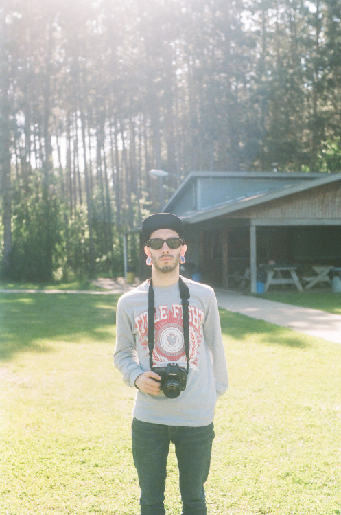 +We shoot shotguns, Josh shoots a Canon.  Via Leica CL w/ Kodak 200