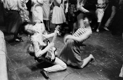 Teenage Wasteland : Japanese youth in revolt, 1964 (Life Mag)