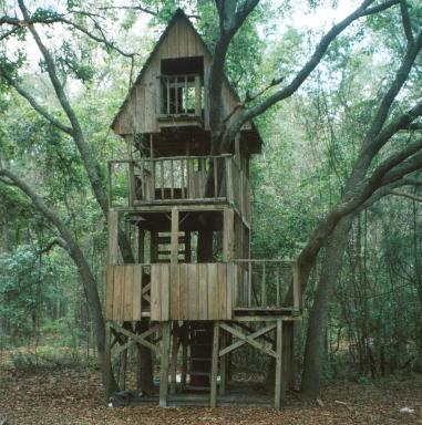 Treehouses!!! I will live in one when I grow up (which is taking awhile)